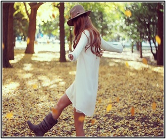 ジーナシス、ファッション