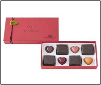 ピエールマルコリーニ、チョコレート