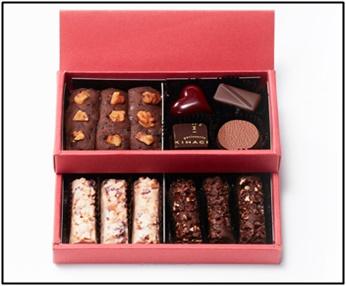 KIHACHI、チョコレート