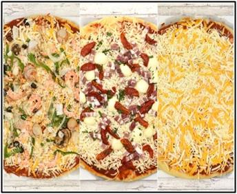 コストコ、ピザ、種類、画像