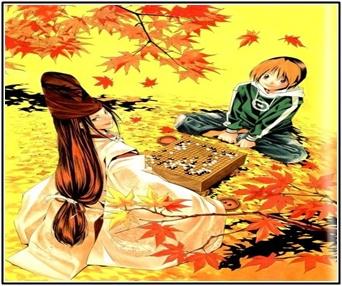 井山裕太、ヒカルの碁、囲碁、
